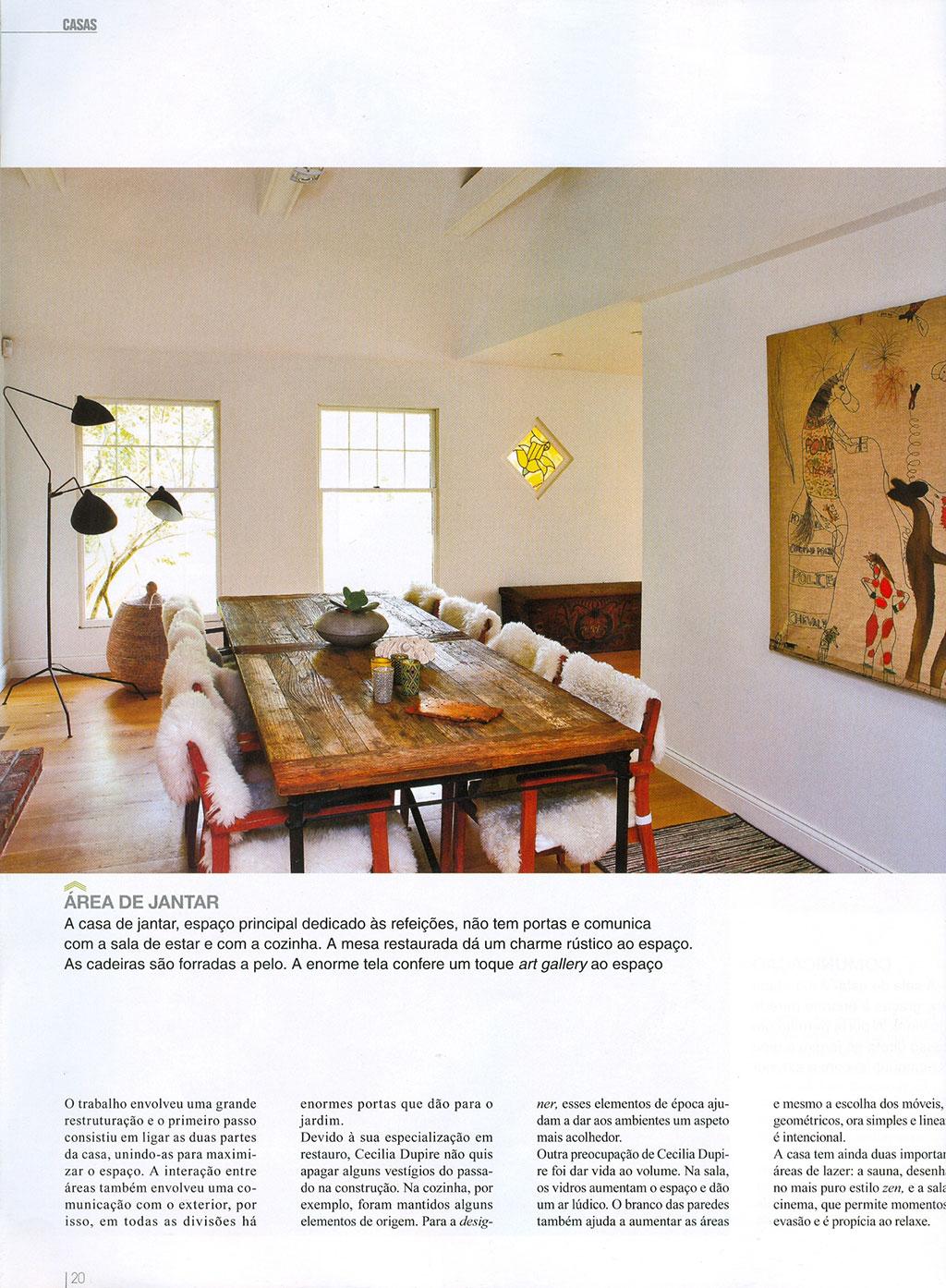 Cezign Press Vip Interiores Portugal -> Ligar Sala E Cozinha