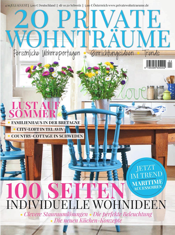 Cezign   Press   20 Private Wohnträume - Germany